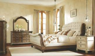baroque bedroom set jessica mcclintock boutique baroque sleigh bedroom set from american drew 217 304br