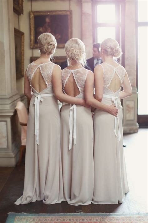 Mix Of Neutral Style Couture In The City Fashion Couture In The City by 30 So Pretty Mix N Match Bridesmaid Dresses You Ll