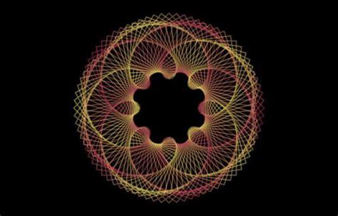 spirograph pattern generator guilloch 233 pattern generator neatorama