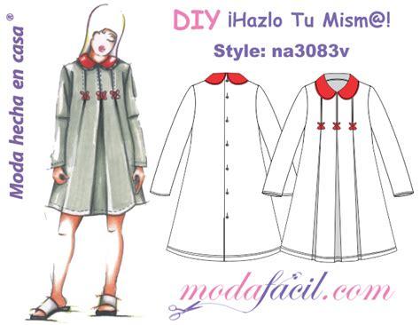moldes vestidos nina moldes de vestido de ni 241 as y jovencitas modafacil diy