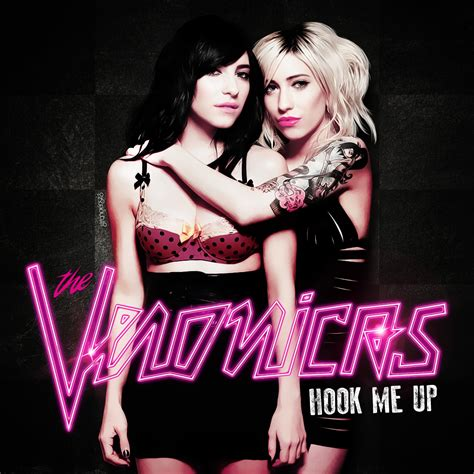 Hook Me Up by Hook Me Up The Veronicas New Cover I Really This