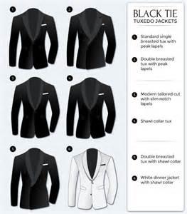 Black tie dress code tie a tie net