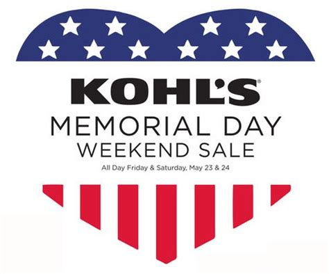 Can You Use Kohl S Cash To Buy Gift Cards - kohls memorial day sale 10 off coupon southern savers