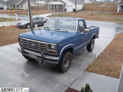 ford f150 manual for sale armslist for sale 1986 f150 4x4 4 speed manual