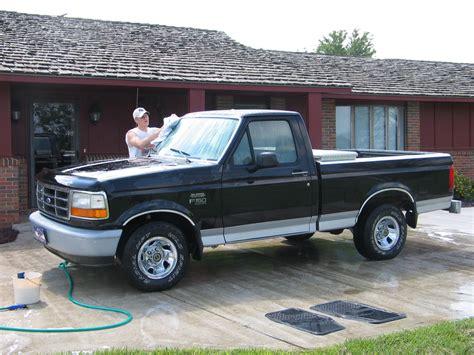 1995 ford f 150 1990 1995 ford f 150 stepside 4x4 autos weblog