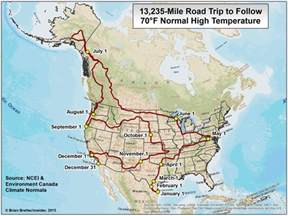 us canada road map road trip two maps for living in 70 176 f comfort every day