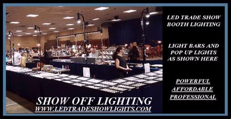 led lighting trade shows trade show displays led light strips