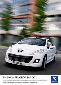 Peugeot 207 Cc Price 2011 Peugeot 207 Cc Photos Price Reviews