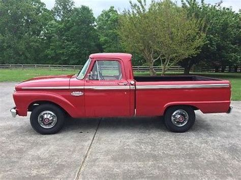 1965 Ford F100 by 1965 Ford F100 For Sale 72 Used Cars From 1 615