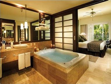 Master Bathroom Shower Designs open plan bathroom and bedroom this is wow luxury
