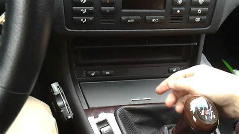 accessori console howto bmw e46 replacing accessory console box