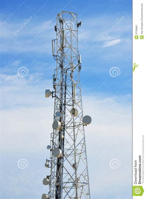antenna stock image image 37169851
