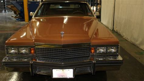purchase   cadillac phaeton time capsule  original miles collector owned  south