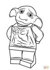 harry potter coloring pages of dobby ausmalbild lego harry potter dobby ausmalbilder