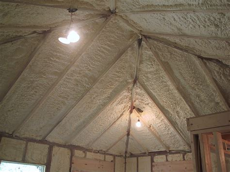 Studio Cathedral Ceiling Renovation Go Cottage How To Insulate Cathedral Ceilings