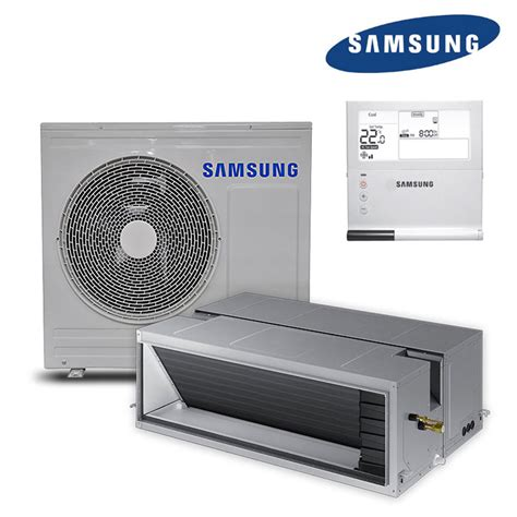 Ac Indoor Samsung samsung 7 1kw ducted split ac071hbhfkh sa indoor ac071hcafkh sa outdoor