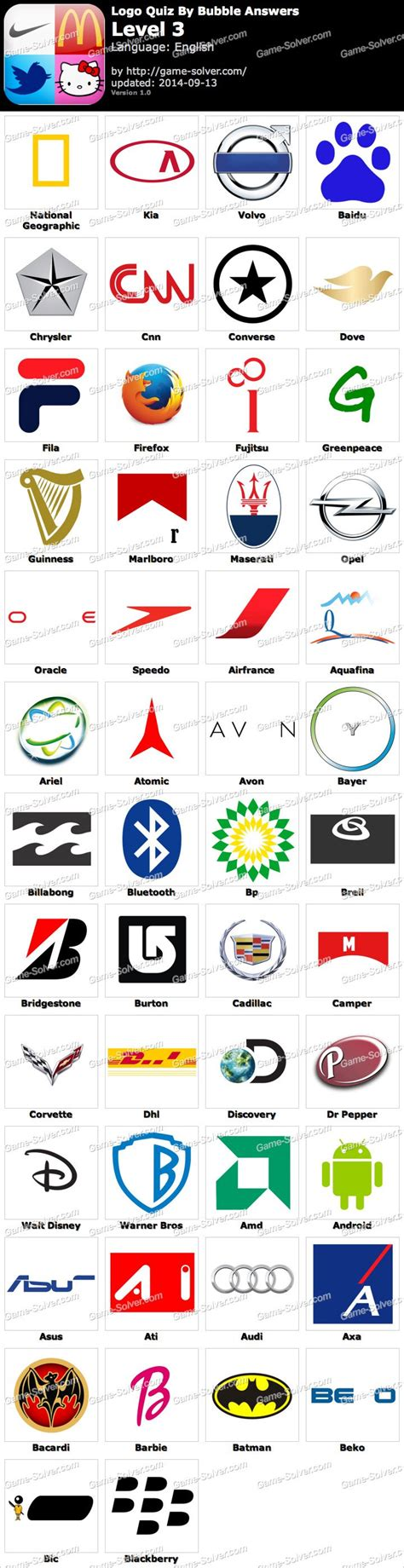 logo quiz by bubble answers level 6 game solver image gallery japanese technology company logos