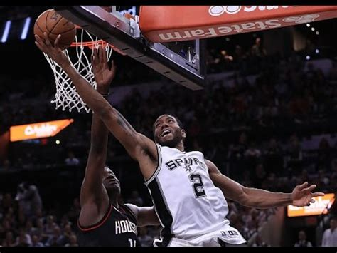 kawhi leonard top 10 plays of career youtube kawhi leonard goes for 34 points career high 8 assists in