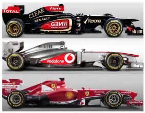 f1 new car comparing the new f1 cars joeblogsf1