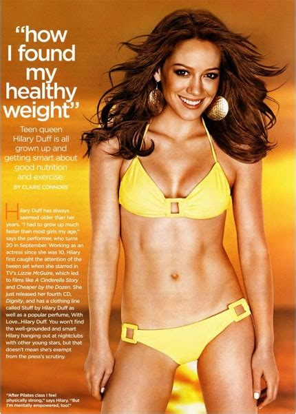 Jacinda Barrett On Losing Baby Weight Keep Exercising by 25 Best Ideas About Hilary Duff Weight On