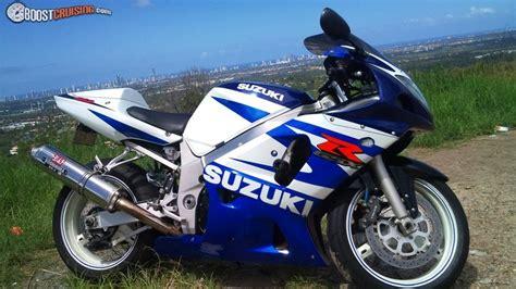 Suzuki Gsxr 600 K2 2002 Suzuki Gsx R600 K2 Boostcruising