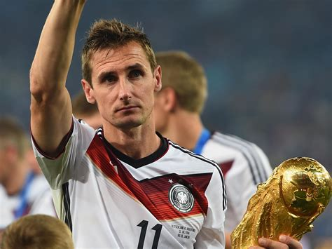 Kitchen Island Top by Incredible Week For Miroslav Klose Football News Tvnz
