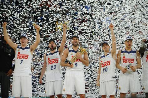 quien fundo el real madrid copa del rey sin rey baloncesto el mundo
