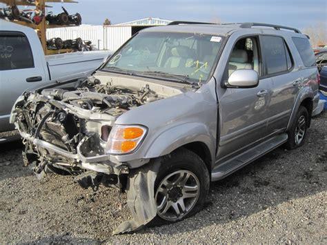 2004 toyota sequoia parts 2004 toyota sequoia parts car stk r10683 autogator