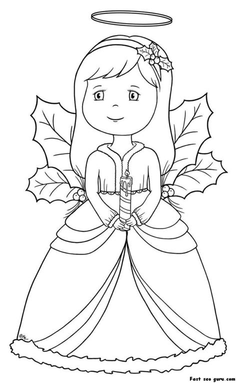 coloring pages angels christmas coloring pages christmas angels coloring pages angel