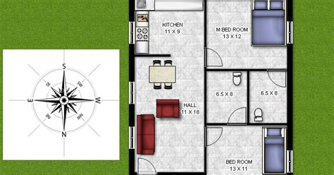 bharat dream home  bedroom floorplan sqftnorth facing