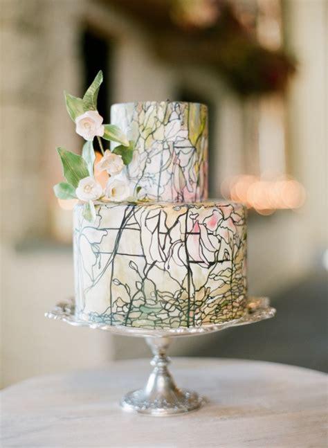 unique wedding cake ideas  weddingelation
