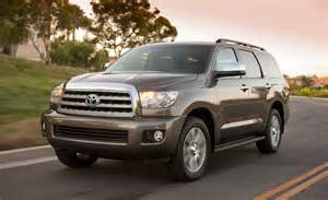 Toyota Sequoia 2008 Car And Driver