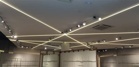 Ceiling Graphics by Custom Made Illuminated Led Suspended Graphics Pep