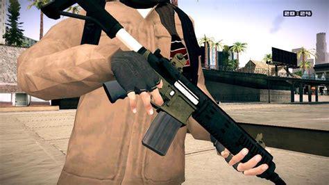 gta san andreas gta  weapons pack  mod gtainsidecom