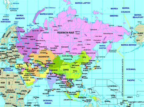 asia continent map mrs world map country