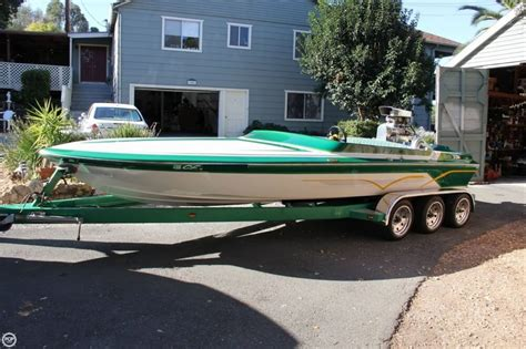 used performance boats for sale california 1995 used hallett 21 vector high performance boat for sale