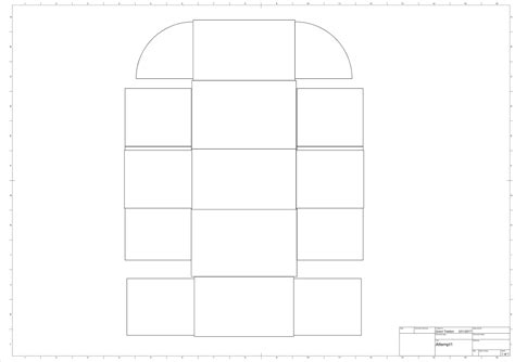 3d templates for autocad grant trebbin designing homemade cardboard boxes in 3d cad