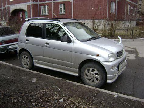 daihatsu terios 2000 used 2000 daihatsu terios kid photos 700cc gasoline