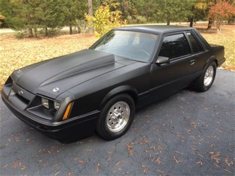 1986 ford mustang coupe 1986 ford mustang coupe for sale in irmo sc racingjunk