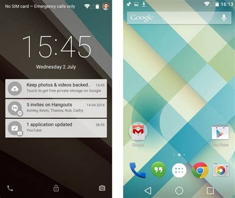 android lollipop features android lollipop 5 0 5 1 uk release date new features and upgrades tech advisor