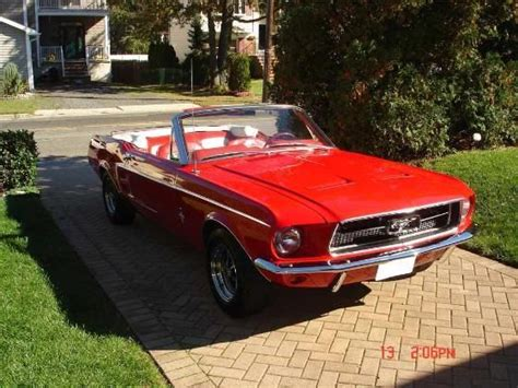 vintage convertible cherry vintage convertible mustang vintage cars