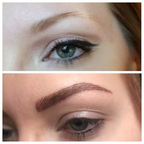 tattoo eyebrows at home panache offers professional microblading our certified