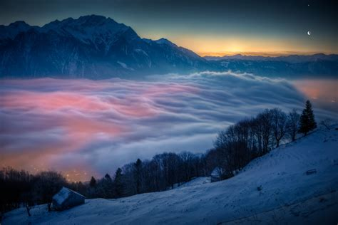 Landscape Photography Switzerland Hella Heaven A Touch Of Surreal In A Landscape In Switzerland