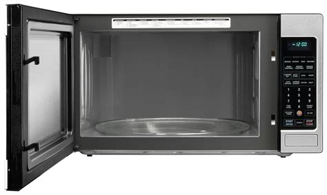 Top Countertop Microwaves by Lg Lcrt2010st 2 0 Cu Ft Counter Top Microwave Oven With True Cook Plus And Ez Clean