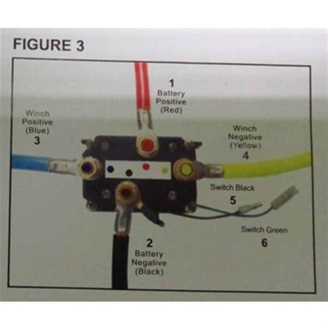 12v atv utv solenoid relay contactor winch rocker thumb
