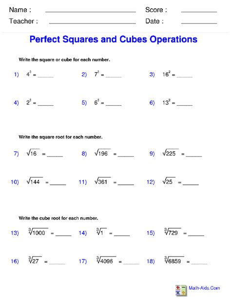 Radical Equations Worksheet by Pictures Solving Radical Equations Worksheet Getadating