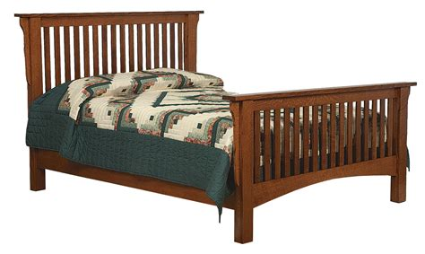 mission bed mission bed amish furniture store mankato mn