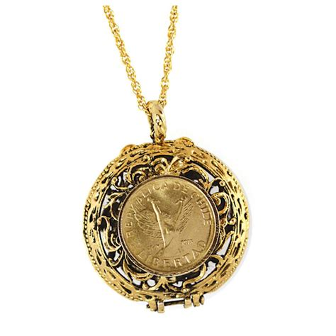 how to make mustard seed jewelry mustard seed locket coin pendant 232745 jewelry