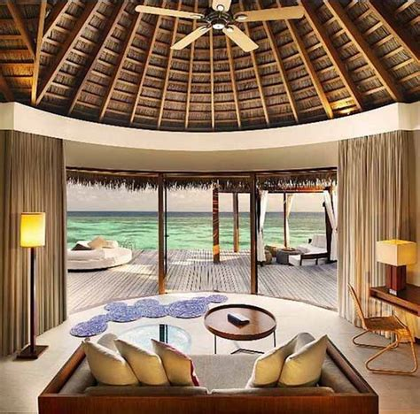 resort home design interior tropical home decorating ideas inspired by maldives w retreat resort