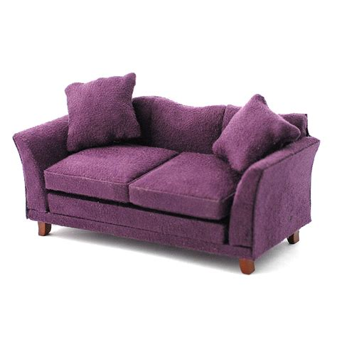 plum sofa plum sofa bluebell two seat sofa in smart velvet plum
